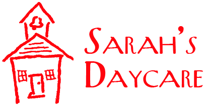 logo for Sarah's Daycare